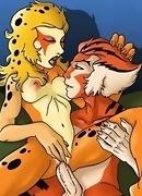 Lustful ThunderCats