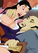Mulan turned into sex slave for the Emperor