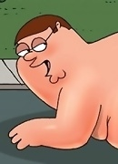 Family Guy gay porn